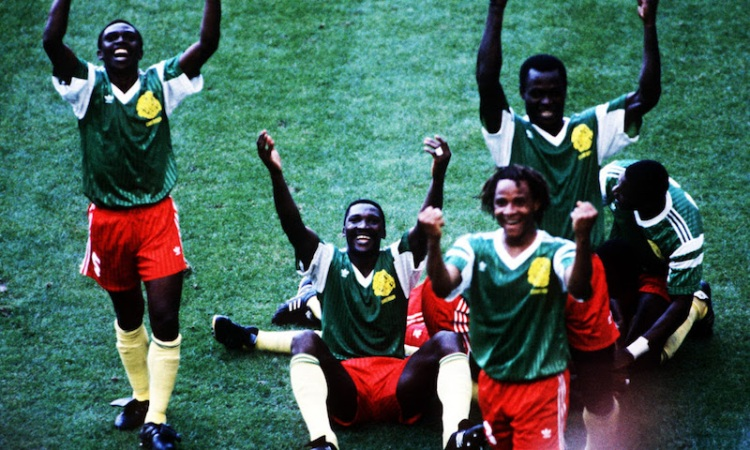 Cameroon 1990
