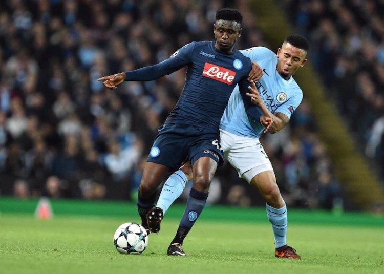 Amadou Diawara Napoli Twitter