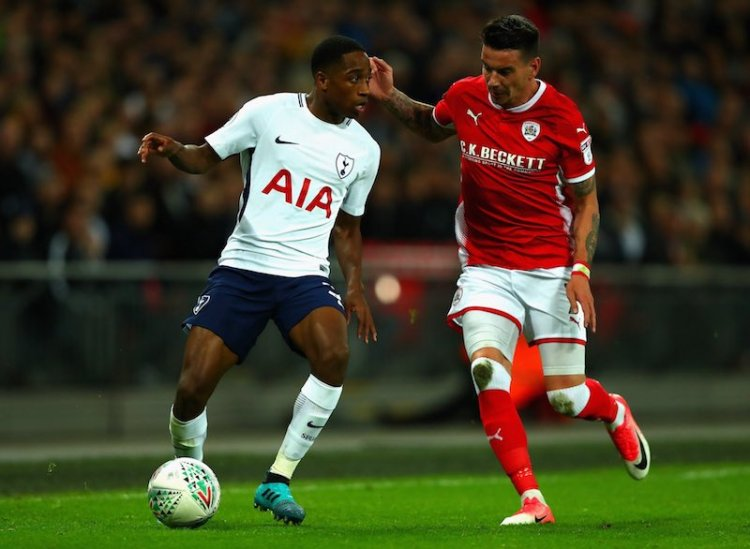 Kyle Walker-Peters twitter