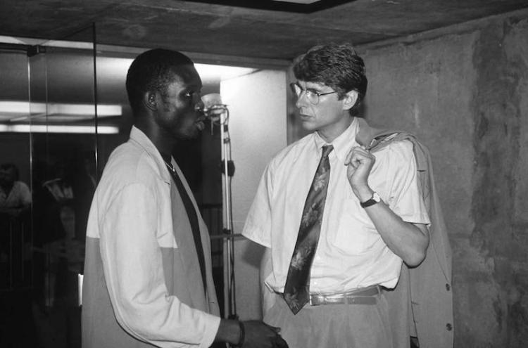 Weah and Wenger